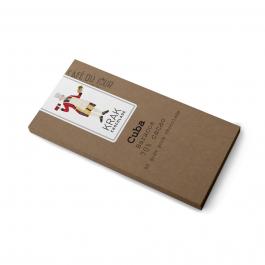 Krak Chocolade - Cuba - Baracoa 70%