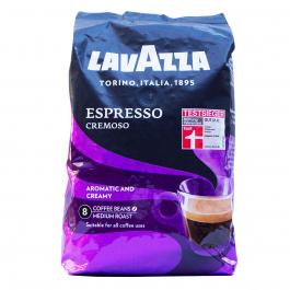 Lavazza Espresso Cremoso koffiebonen 1 kilo