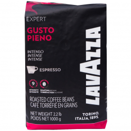 Lavazza Expert Gusto Pieno 1 kilo koffiebonen