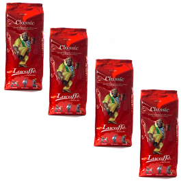 Lucaffé Classic koffiebonen 4 x 1 kilo
