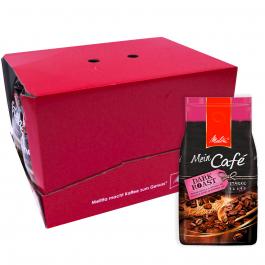 Melitta Mein Café Dark Roast koffiebonen 8 x 1 kilo