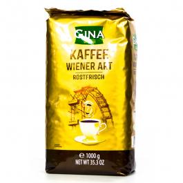 Gina Wiener Kaffee koffiebonen 1 kilo