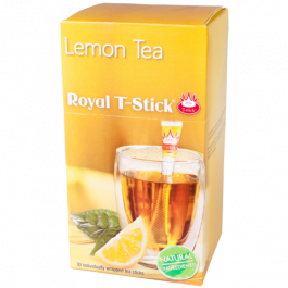 Royal T Stick Black Tea Lemon (30 stuks)
