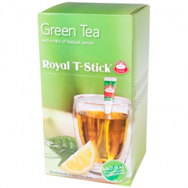 Royal T Stick Green Tea Lemon (30 stuks)
