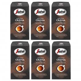 Segafredo Selezione Crema koffiebonen 6 kilo