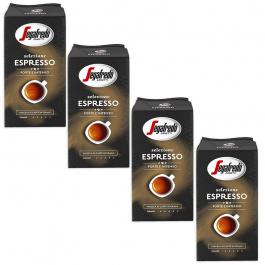 Segafredo Selezione (oro) Espresso koffiebonen 4 kilo voordeeldoos