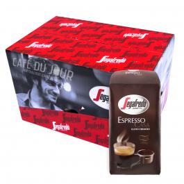Segafredo Espresso Casa koffiebonen 8 x 1 kilo