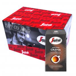 Segafredo Selezione Crema koffiebonen 8 x 1 kilo