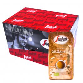 Segafredo Selezione Organica Koffiebonen 8 x 1 kilo