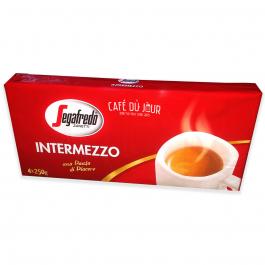 Segafredo Intermezzo 4 x 250 gram gemalen koffie