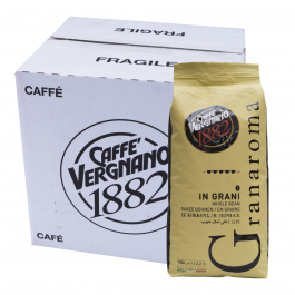 Caffè Vergnano 1882 Gran Aroma Koffiebonen 6 kg koffiebonen