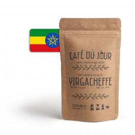 Café du Jour Specialiteit 100% arabica Yirgacheffe