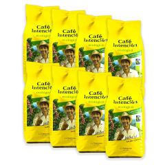 Café Intención Ecológico Caffé Crema 8 kg koffiebonen