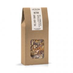Detox thee - met paardebloemwortel en kurkuma