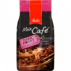 Melitta Mein Café Dark Roast koffiebonen 1 kilo