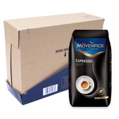 Mövenpick Espresso 4 kg koffiebonen voordeeldoos colli verpakkingseenheid