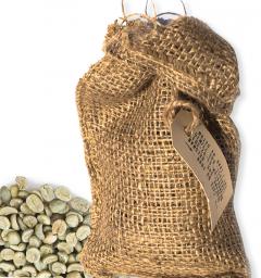 Colombia Excelso Santander 250 gram ongebrande arabica koffiebonen