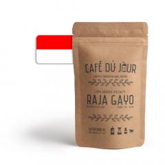 Café du Jour Specialty 100% arabica Raja Gayo specialiteit
