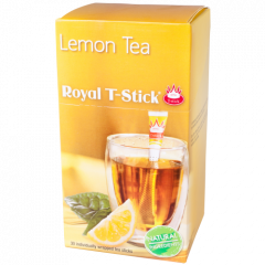 Royal T-Stick Black Tea Lemon (30 stuks)