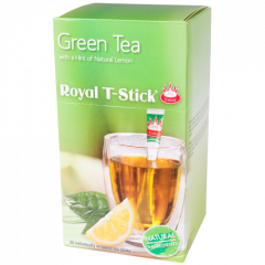 Royal T-Stick Green Tea Lemon (30 stuks)