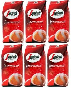 Segafredo Intermezzo koffiebonen 6 kilo