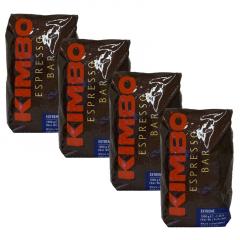 Kimbo Espresso Bar Extreme 4 kg koffiebonen voordeeldoos