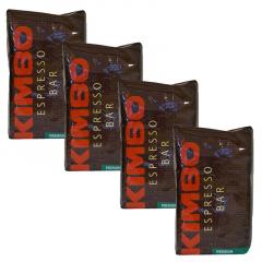 Kimbo Espresso Bar Premium 4 kg koffiebonen voordeeldoos