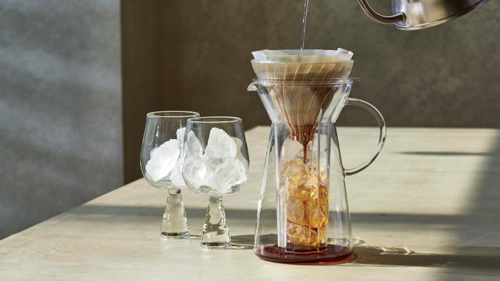 ijskoffie maker van Hario