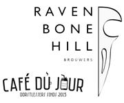 Raven Bone Hill en Café du Jour